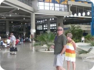 barbados airport
