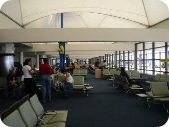 airport lounge barbados