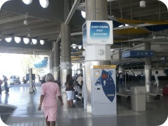 barbados-international-airport- taxi-pickup
