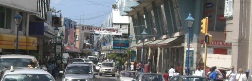 broad street the main street of bridgetown barbados