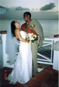 son and daughter in law married in  barbados