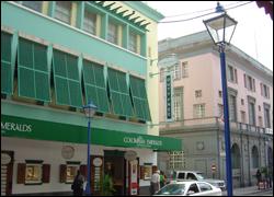 colombian emeralds barbados
