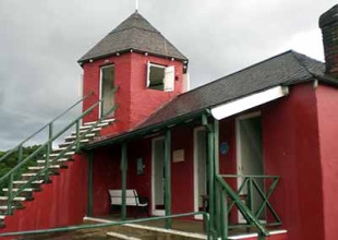 gun hill signal station barbados