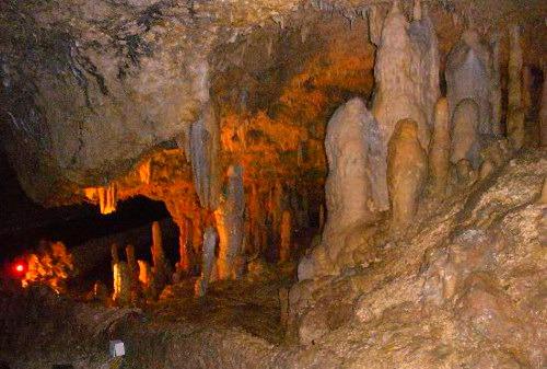 harrisons cave barbados