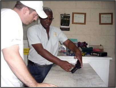 instructor at  kendal  sporting barbados