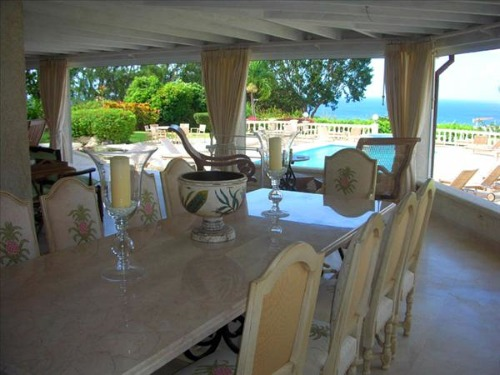 ker avel barbados dining room