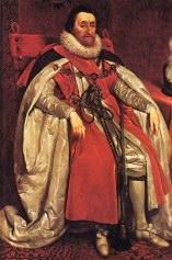british king james 1