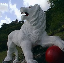 lion at gun hill