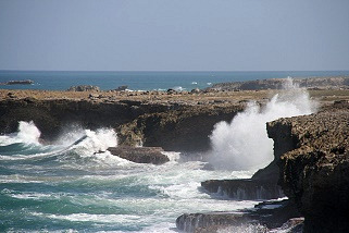 north point in barbados