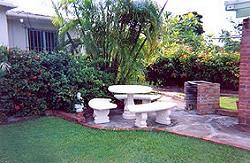 garden at las palmas