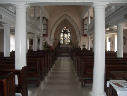 St Peters Church Speightstown Barbados