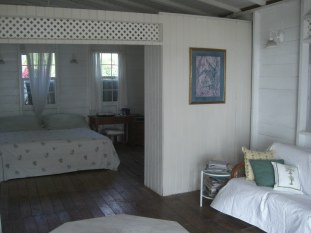 East Coast studio holiday apartment in Barbados