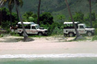 safari island tour barbados