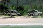 safari island tour barbados