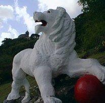 lion at gun hill