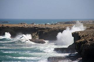 north point in barbados