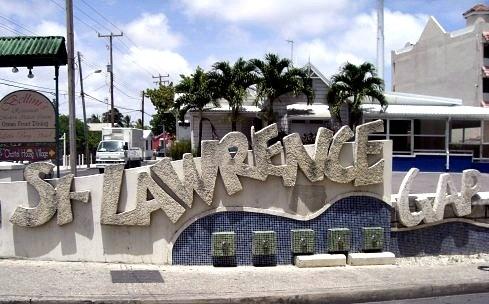 saint lawrence gap barbados