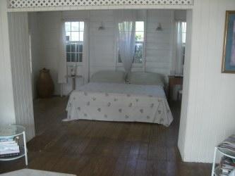 wooden studio holiday apartment Barbados