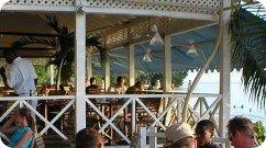 mannies suga suga beach bar on mullins beach barbados